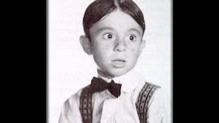 "What happened to Little Rascals Carl ""Alfalfa"" Switzer?"