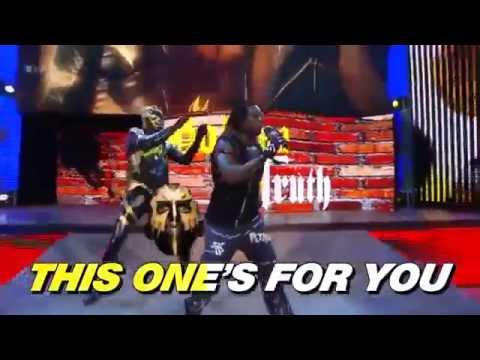 Golden Truth Theme song with R-Truth Raps