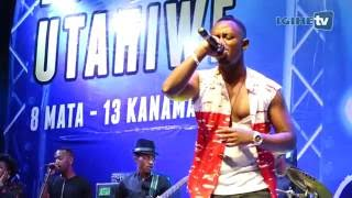 PGGSS6 Kigali Roadshow: Performance by Umutare Gaby