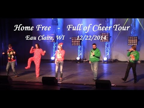 Home Free Full of Cheer Tour in MN @ the Fitzgerald Theater (Wake me up) from YouTube · Duration:  3 minutes 15 seconds