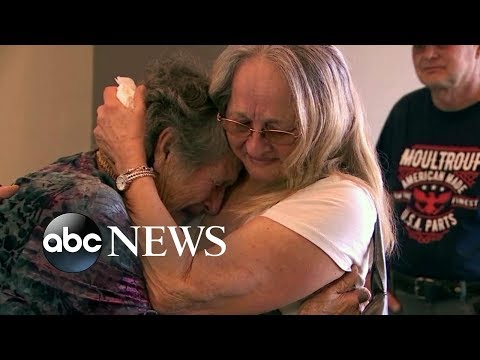 Woman reunited with mother, 88, after using DNA kit
