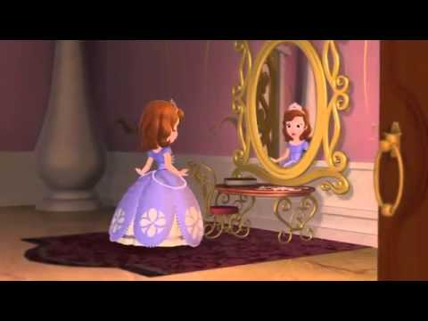 Sofia The First - I'm Not Ready To Be A Princess - Russian Version