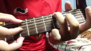 Hướng dẫn guitar solo fingerstyle My heart will go on p1