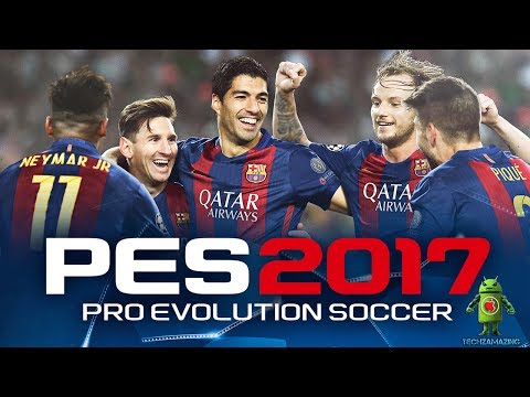 PES 2017 - iOS / ANDROID RELEASED GAMEPLAY - PRO EVOLUTION SOCCER 2017