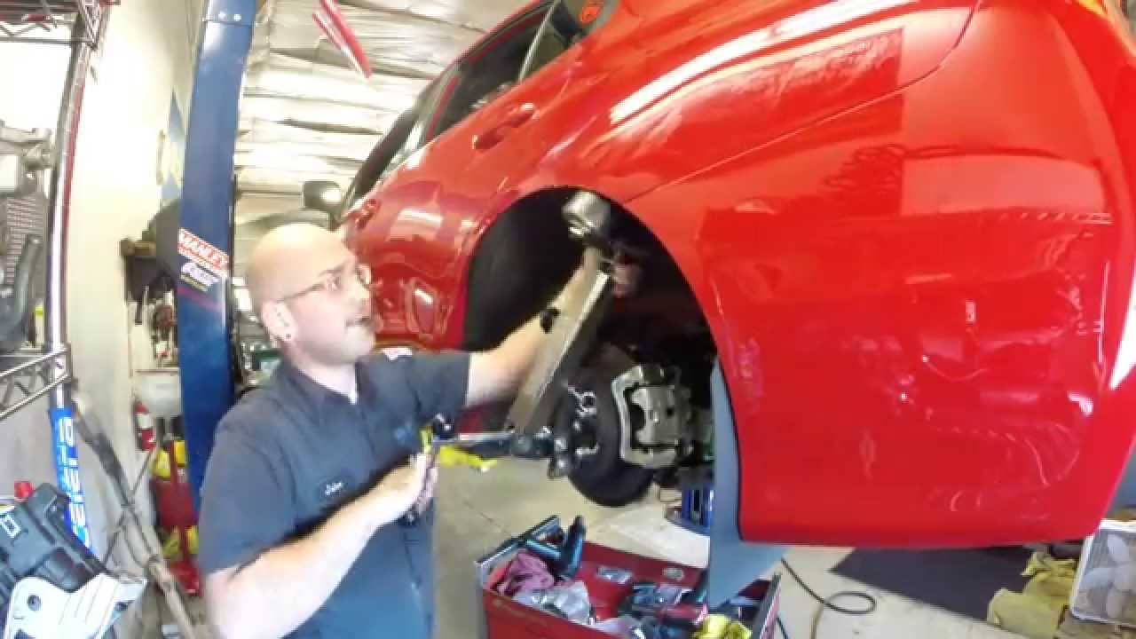 Proper Fender Roll On A 2015 Subaru Wrx Youtube