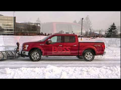 2015 ford f 150 equipped with a snow plow pictures youtube. Black Bedroom Furniture Sets. Home Design Ideas