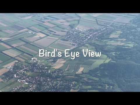 Gorgeous View of Vienna-Bird's Eye View