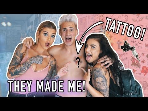 Thumbnail: I GOT MY FIRST TATTOO! MY MOM IS SO MAD! (Bad Idea)