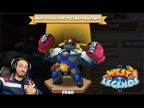 ME COMPRO AL MEJOR HEROE DE WEST LEGENDS | FRAN