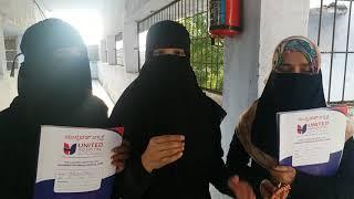 Kct Girl Student Ne Kaha In Sab Camp Ka Ajaar Marhoom Qayed Dr Alhaj Qamar ul Islam Sahab Ko Pohche