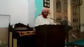 Hafiz abdur rehman abidsahib nazam pakistan matlb kia