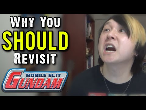 Why You Should Revisit Mobile Suit Gundam