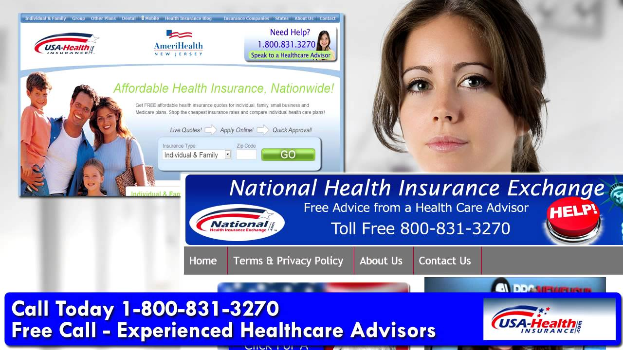 Affordable Health Insurance - USA Health Plans - YouTube