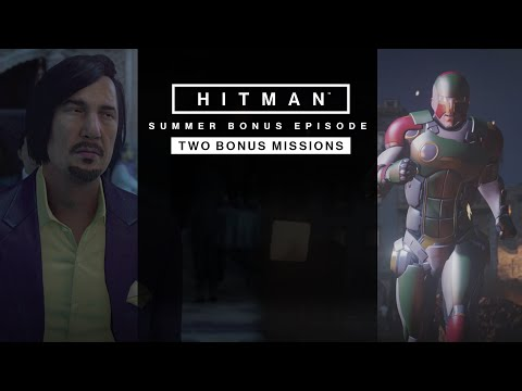HITMAN: Summer Bonus Episode - Launch Trailer