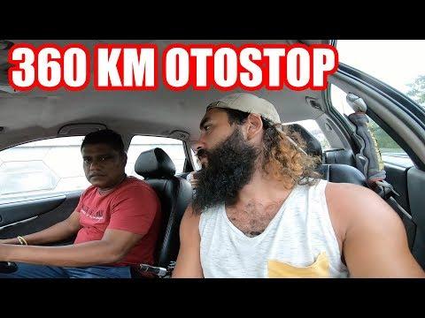 Malezya'dan Singapur'a Otostop (Para Verdiler)  ~125