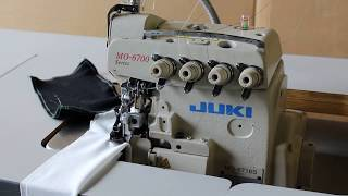 Industrial Sewing Machine Overlock Juki MO-6716S