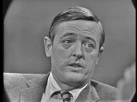 Firing Line with William F. Buckley Jr.: The Warren Report: Fact or Fiction?