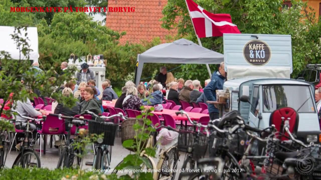 Download Morgenkaffe på Torvet i Rørvig 010717
