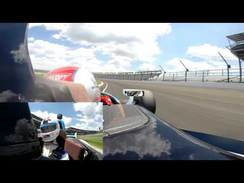 Indy Racing Experience - 200 MPH Club