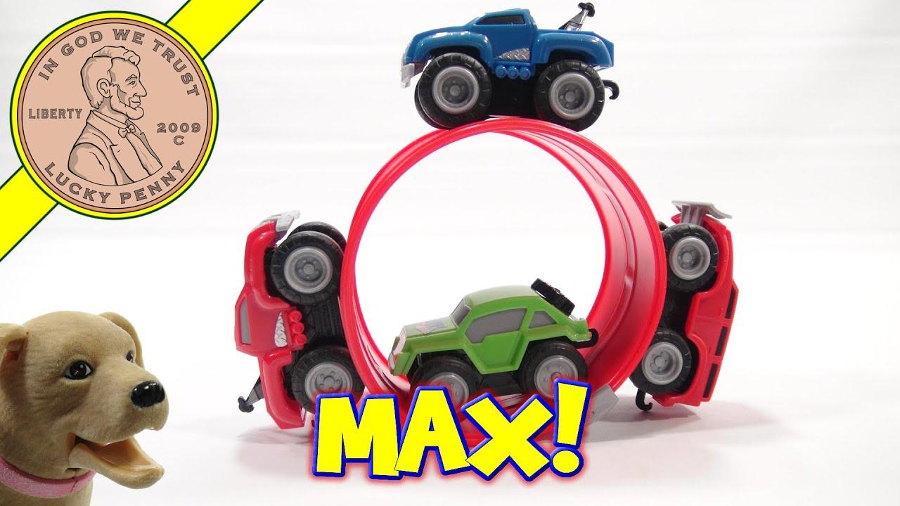 Max Tow Truck Mini Off Road Playset Jakks Pacific It Pulls A 5lb