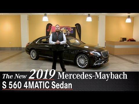Review: New 2019 Mercedes-Maybach S 560 4MATIC   Minneapolis   Minnetonka   Wayzata   MN