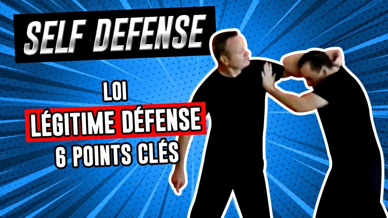 Sport de combat et legitime defense