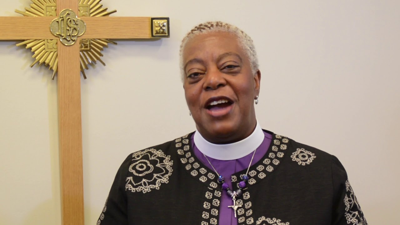 Greeting from bishop patricia a davenport youtube greeting from bishop patricia a davenport m4hsunfo