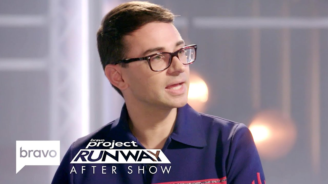 Christian Siriano Reveals the Biggest Setback in His Career | PRW After Show (S18 Ep11)