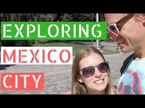 Exploring Mexico City (Art, Pan, y More) // Gringos in Mexico City Vlog