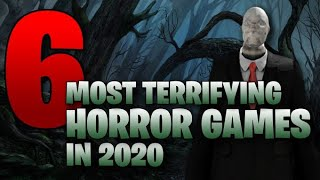 Scary Roblox Games 2020 With Jumpscares 6 Best And Most Terrifying Horror Games In Roblox 2020 Youtube