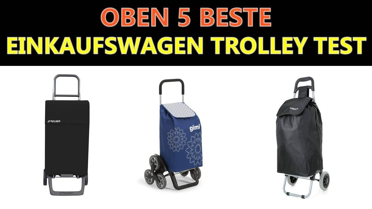 beste einkaufswagen trolley test 2019 youtube. Black Bedroom Furniture Sets. Home Design Ideas