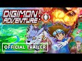 Digimon Adventure - Official Teaser Trailer (English Sub)