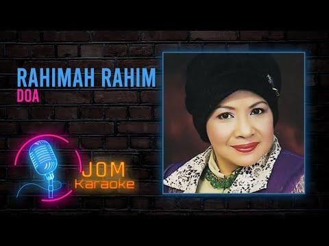 Rahimah Rahim - Doa (Official Music Karaoke)