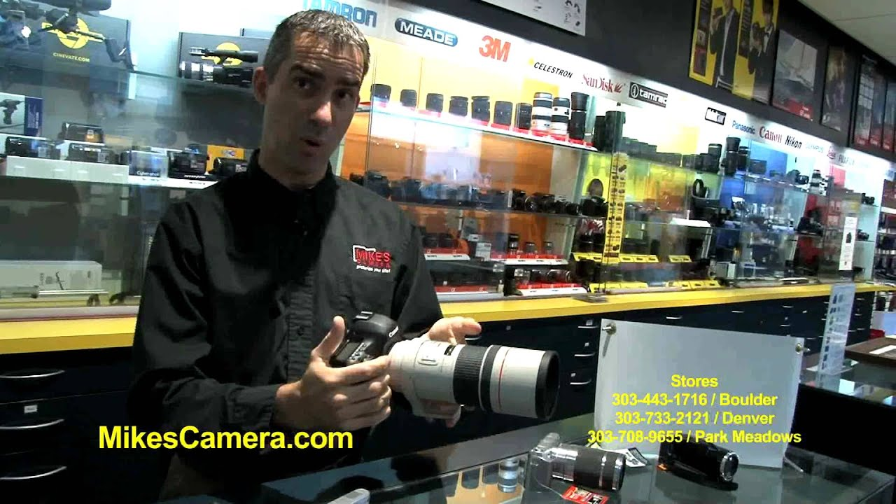 Mikes Camera - YouTube