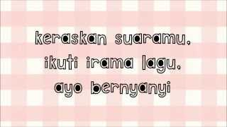 Teenebelle - Happy Friends ( Lyrics/Lirik )