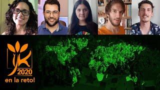 Malfermo de IJK 2020 en la reto: Tutmonda Solidareco