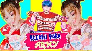 REGALO FACIL PARA UNA ARMY ♡ SAN VALENTIN ♡ ARMY BTS ♡ Manualikpop