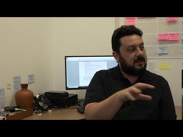 Projeto Nexus - Entrevista  com o Evandro Branco