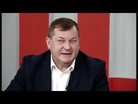 Актуальне інтерв'ю. В. Гладій. Які питання розглядатимуть депутати обласної ради 1 березня
