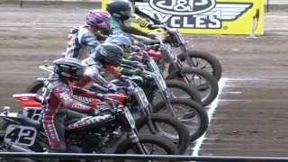 2013 Santa Rosa Mile Dash For Cash - AMA Pro Flat Track