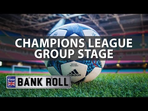 2017/18 Champions League Group Stage Betting | Wed 13th Sept