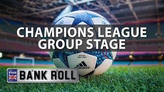 2017/18 Champions League Group Stage Betting | Wed 13th Sept thumbnail
