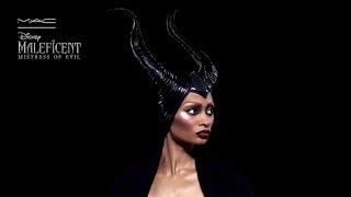 Maleficent: Mistress of Evil Halloween How-To ft. Fatima Thomas | MAC Cosmetics