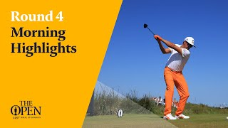 Final Round Morning Highlights
