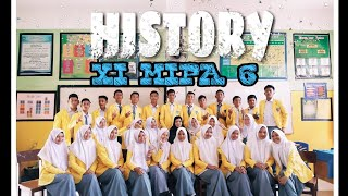 XI MIPA 6 : HISTORY - One Direction ~ Cover Gen Halilintar