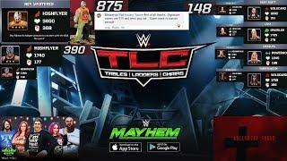 WWE Mayhem - TLC Update, Rey Mysterio, Ruby Riot, Natalya, Lana and Ember Moon
