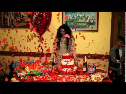 Estremamente Festa a sorpresa compleanno Tina 40 anni - YouTube US93