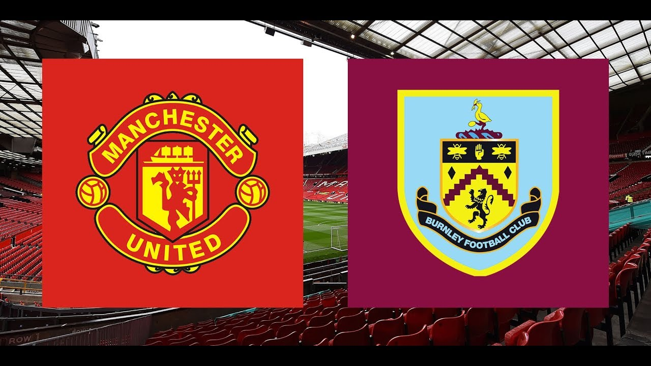 Manchester united бернли