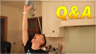 Q&A | FROM OUTTA NOWHERE!!!