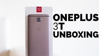 Oneplus 3T Unboxing and Initial impressions